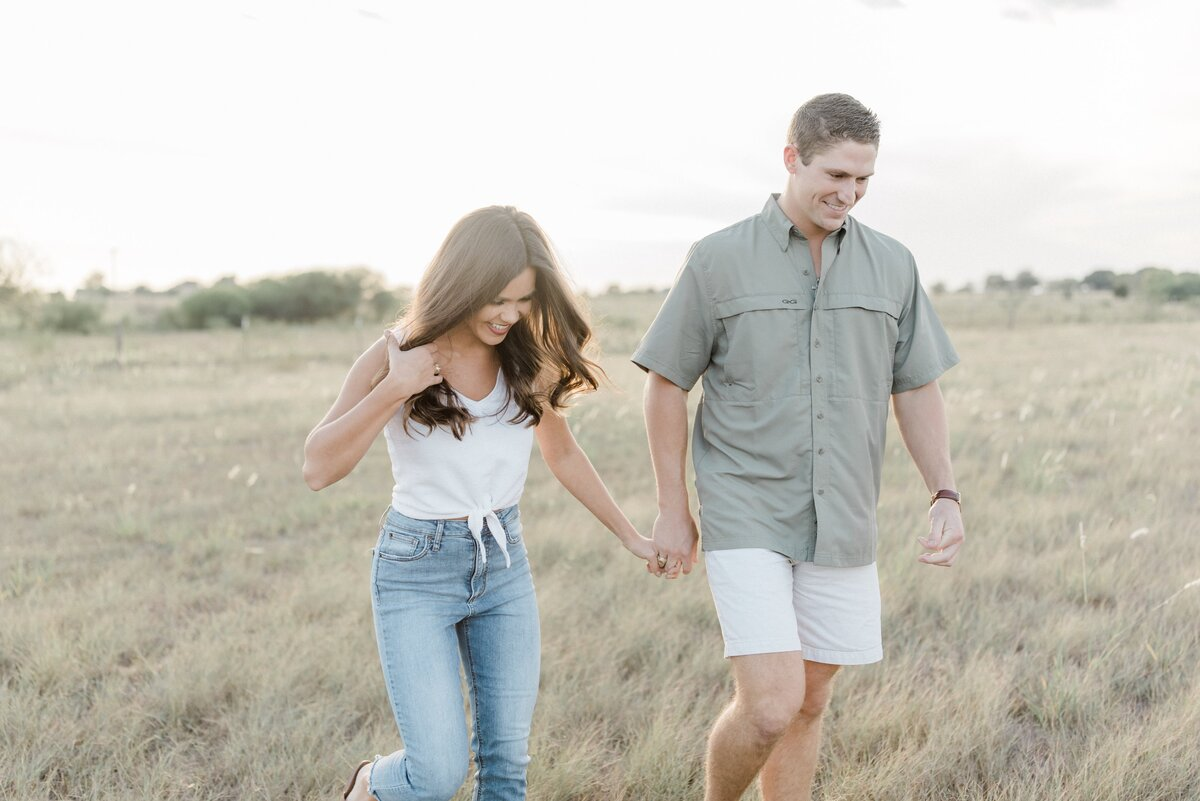 Oudoor Texas Engagement Session | Patti Darby Photography 19