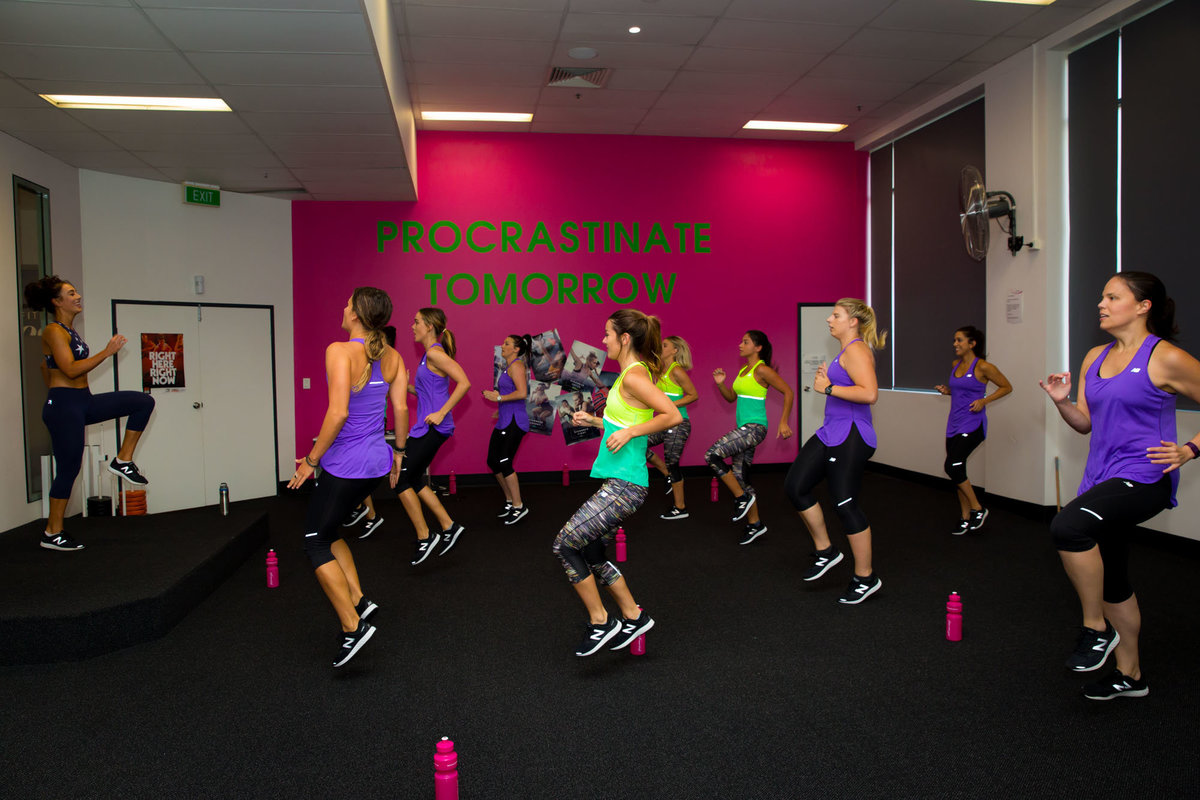 Gym Photographer Brisbane