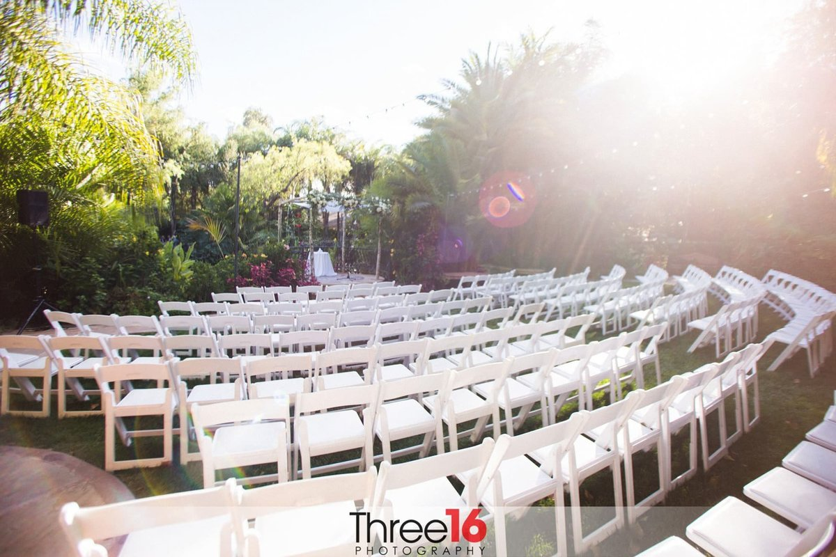 Eden Gardens Wedding Ceremony