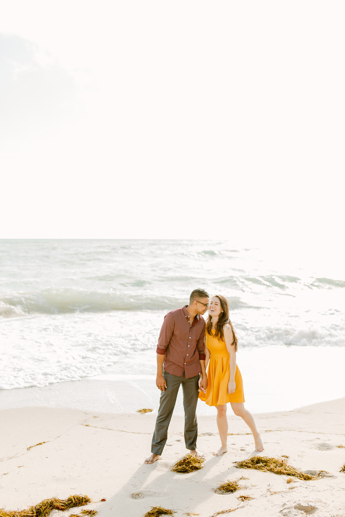 Sunny Isles Beach Engagement Photography Session 2