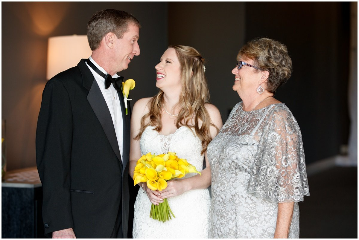 Austin wedding photographer w hotel wedding photographer bride parents