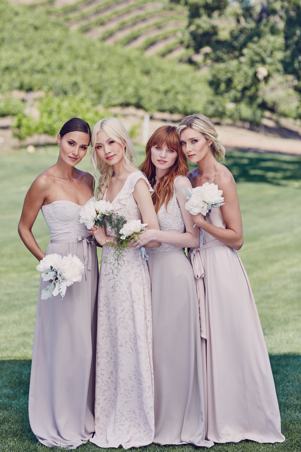 Paper Crown Lauren Conrad Bridesmaid Editorial_Valorie Darling Photography-00359