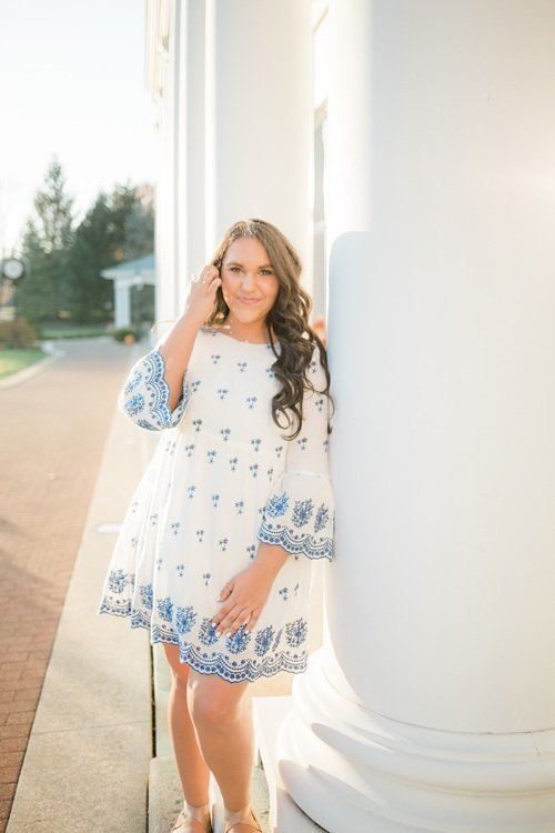 Ohio Senior Photographer Marissa Decker Photography