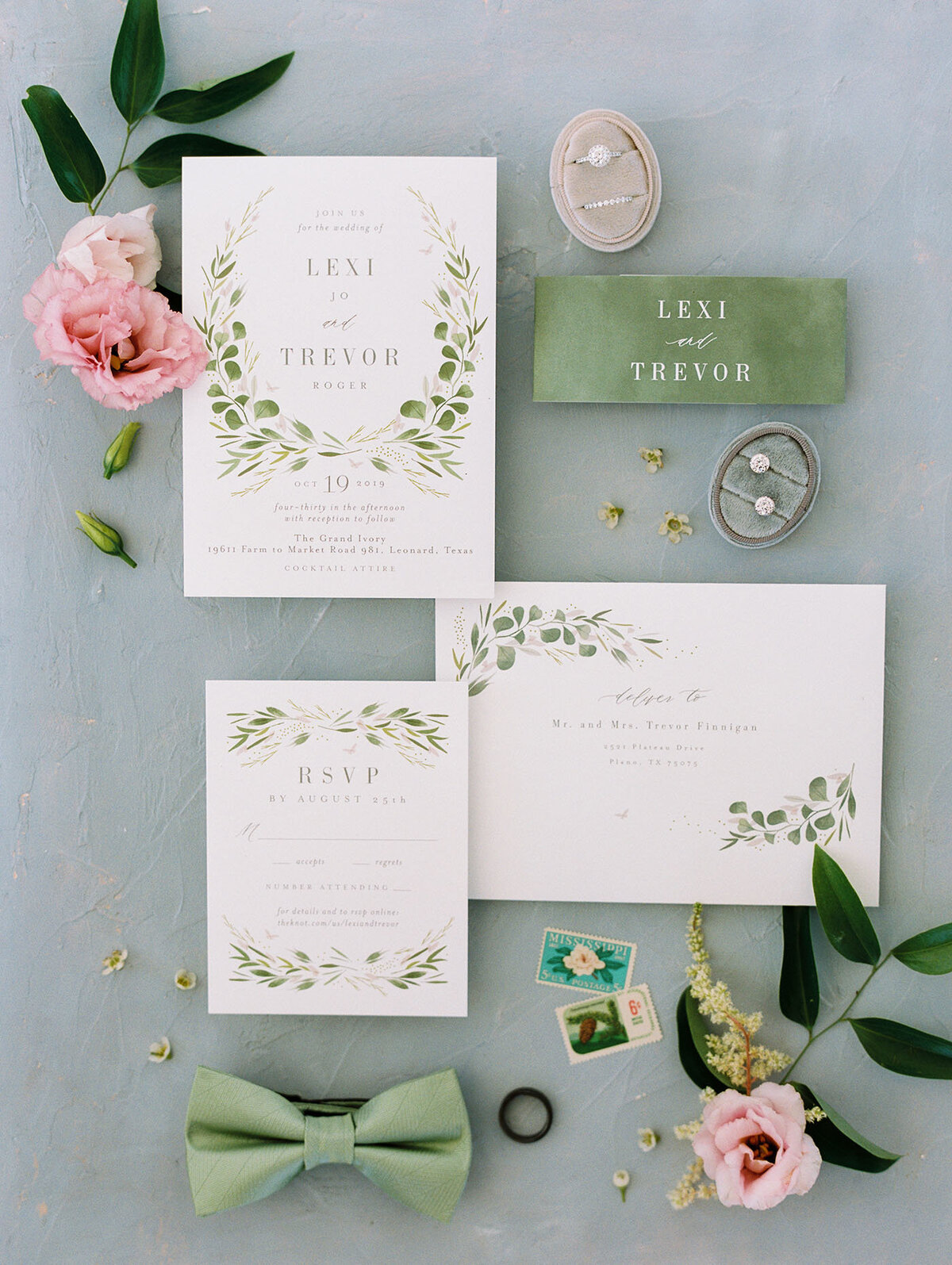 Allora & Ivy Event Co - Dallas Wedding Planner - Lexi Trevor - The Grand Ivory