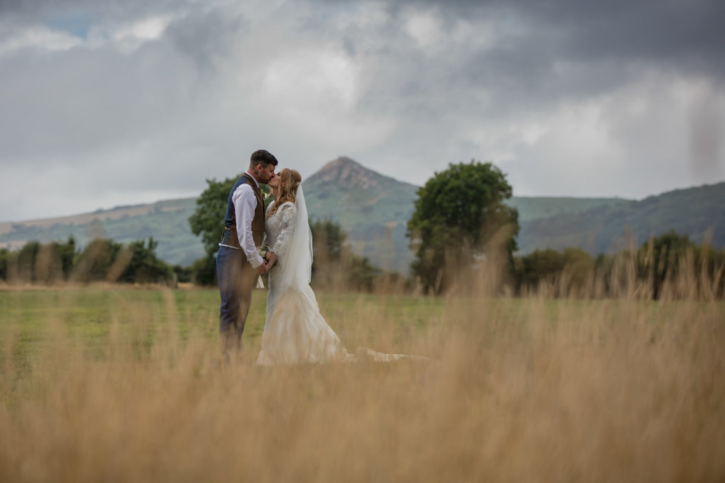 The Green elopement wedding Devon