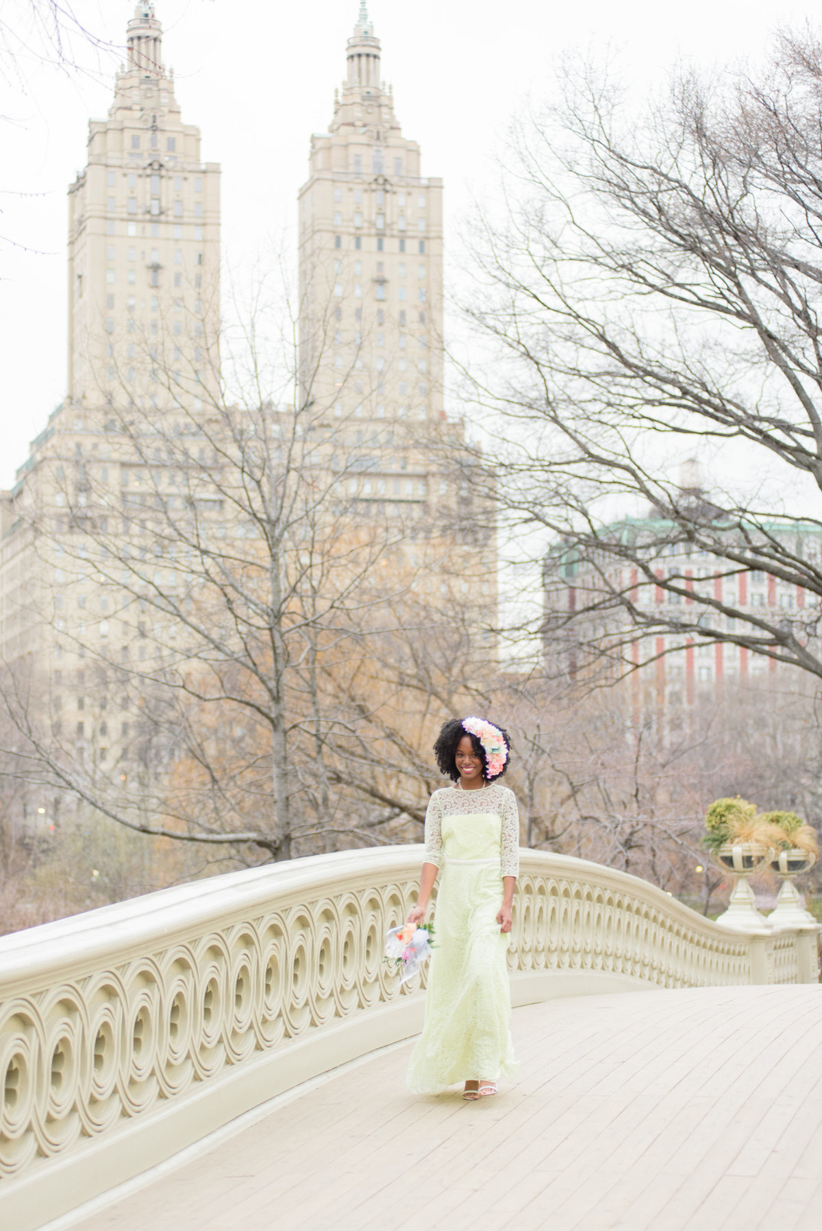 Central Park Wedding Photographer | Bridal Style Inspiration 23