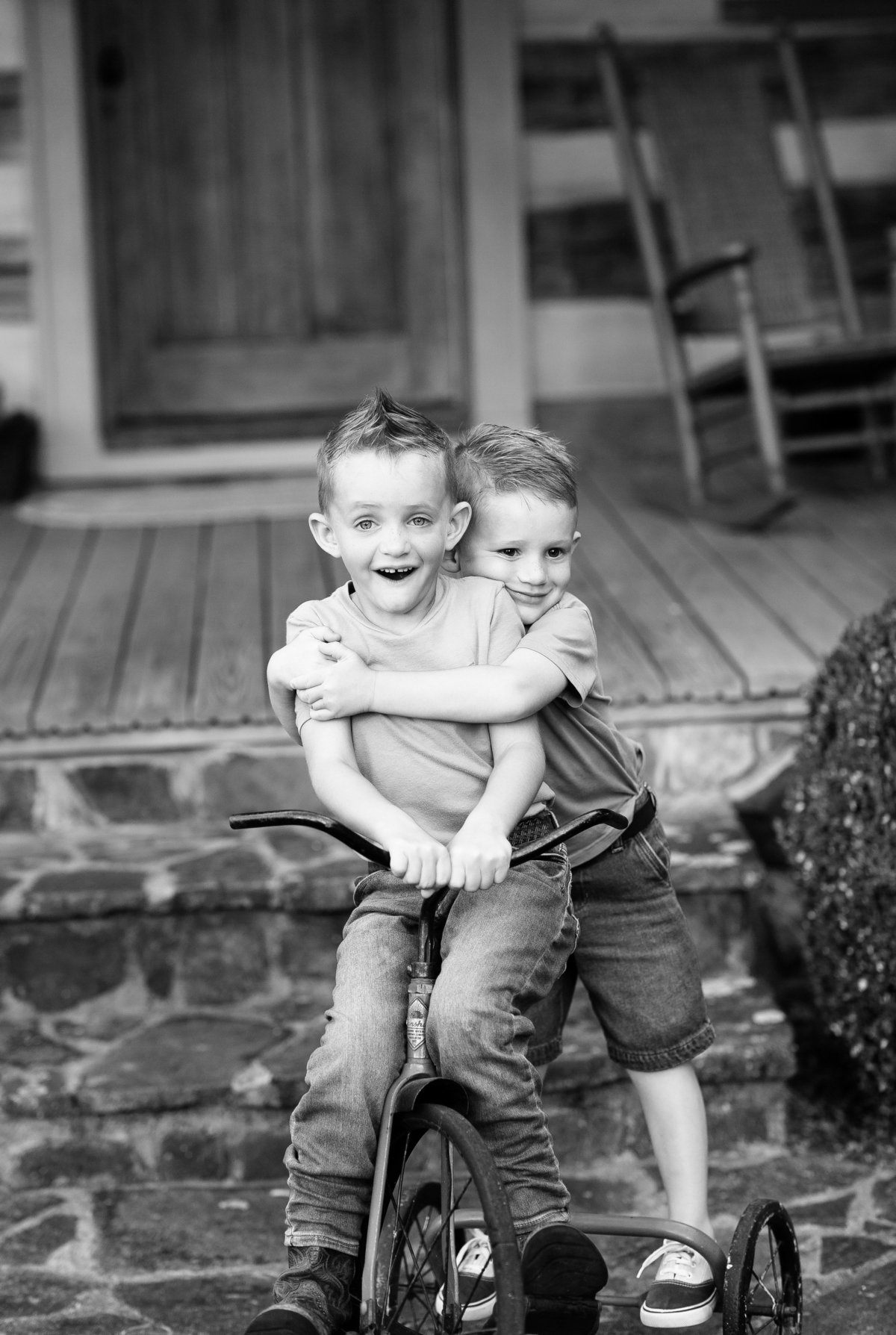 Chilhowie Cabin Family Session-7