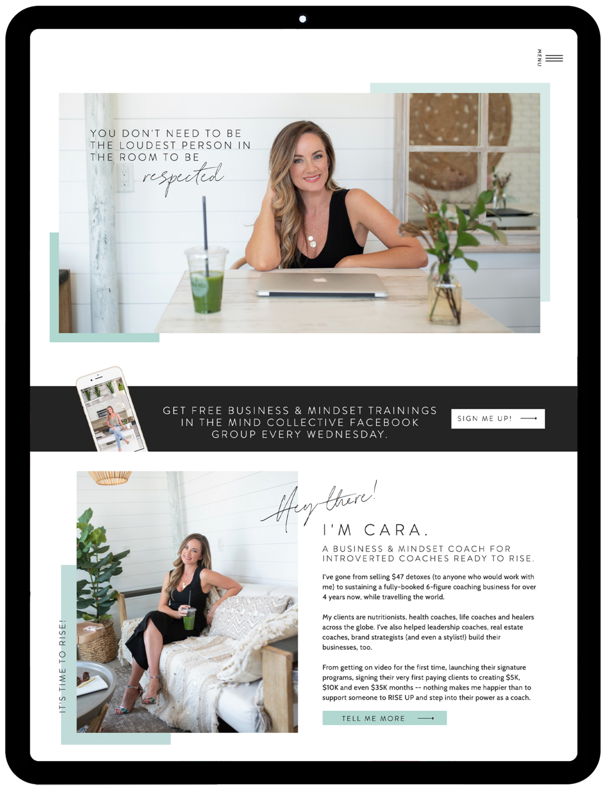 Cara-Rice-Showit-Template
