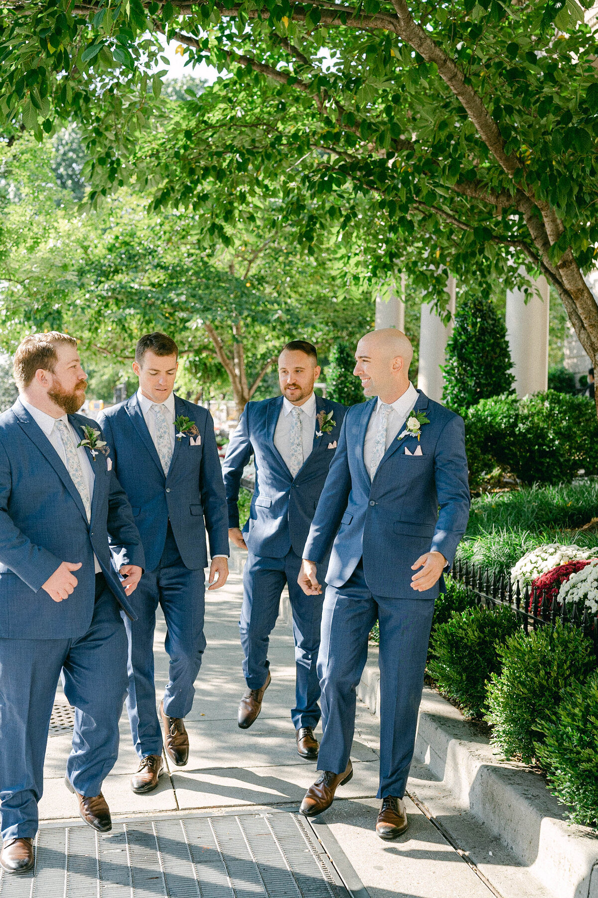 Jennifer Bosak Photography - DC Area Wedding Photography - DC, Virginia, Maryland - Jeanna + Michael - Decatur House Wedding - 1