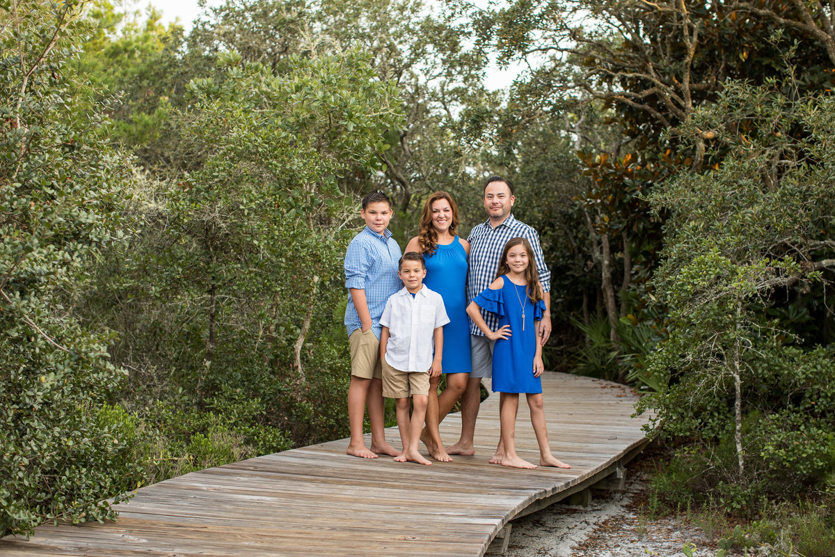 family portrait photographer, watersound photographer