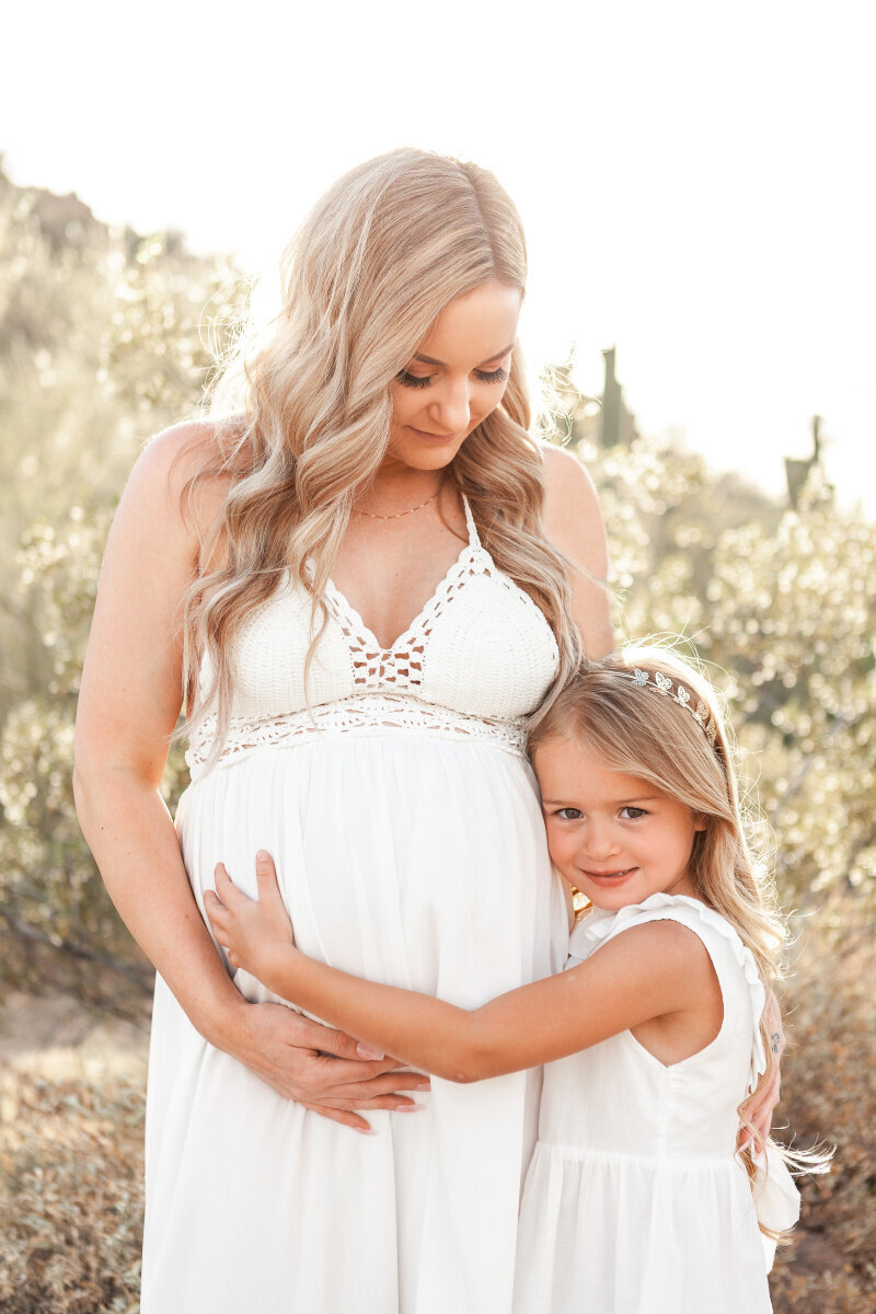 desert pregnancy pictures