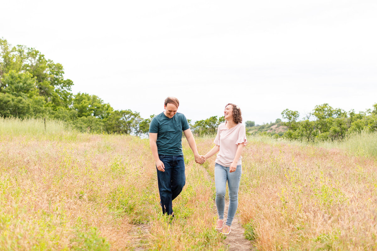 Engagement Session at Dimple Dell Regional Park-0009