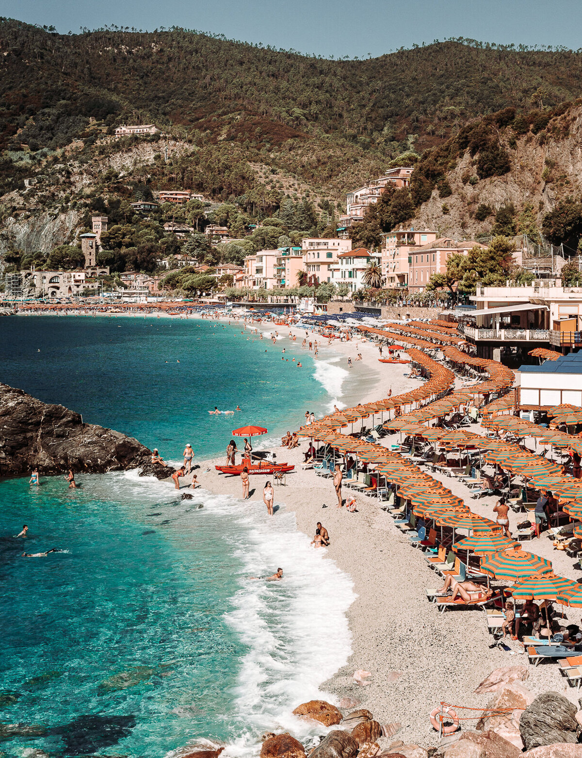 Italian Summer, Cinque Terre (re-edit)