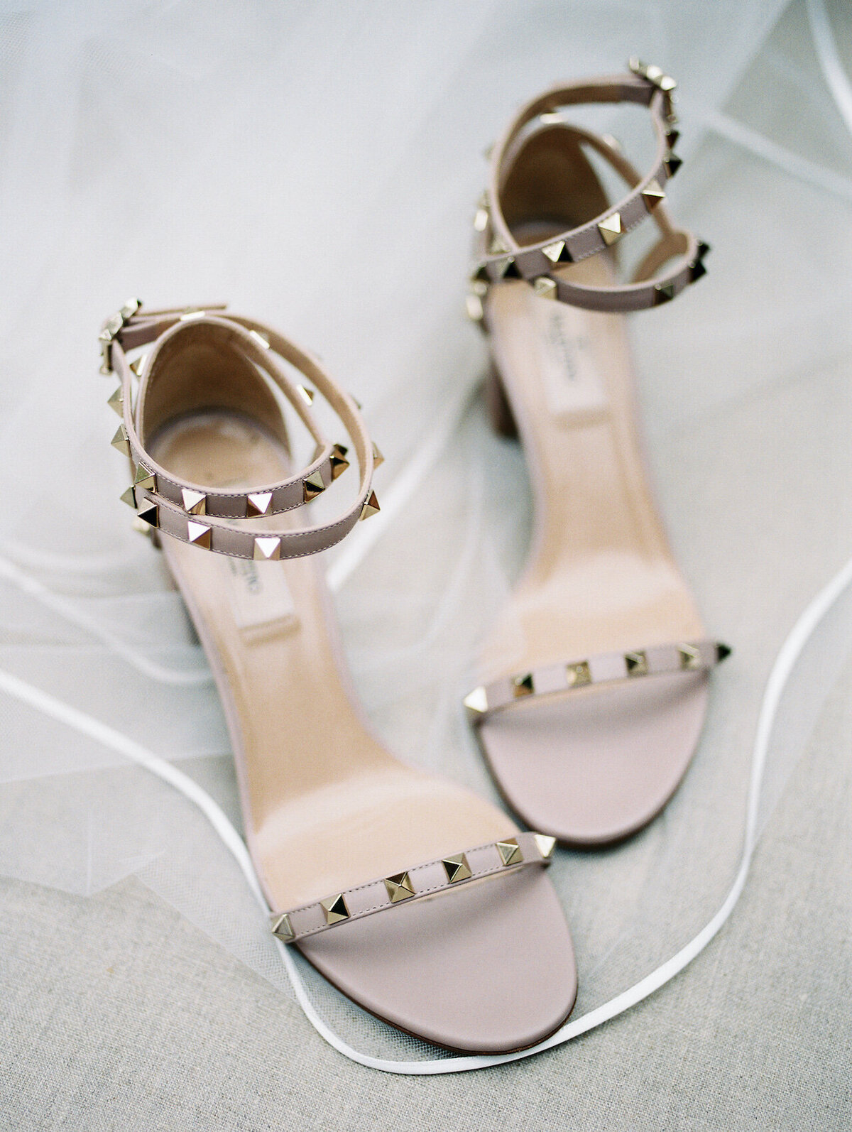 Valentino Wedding Shoes Washington DC Wedding Photographer Robert Aveau for © Bonnie Sen Photography