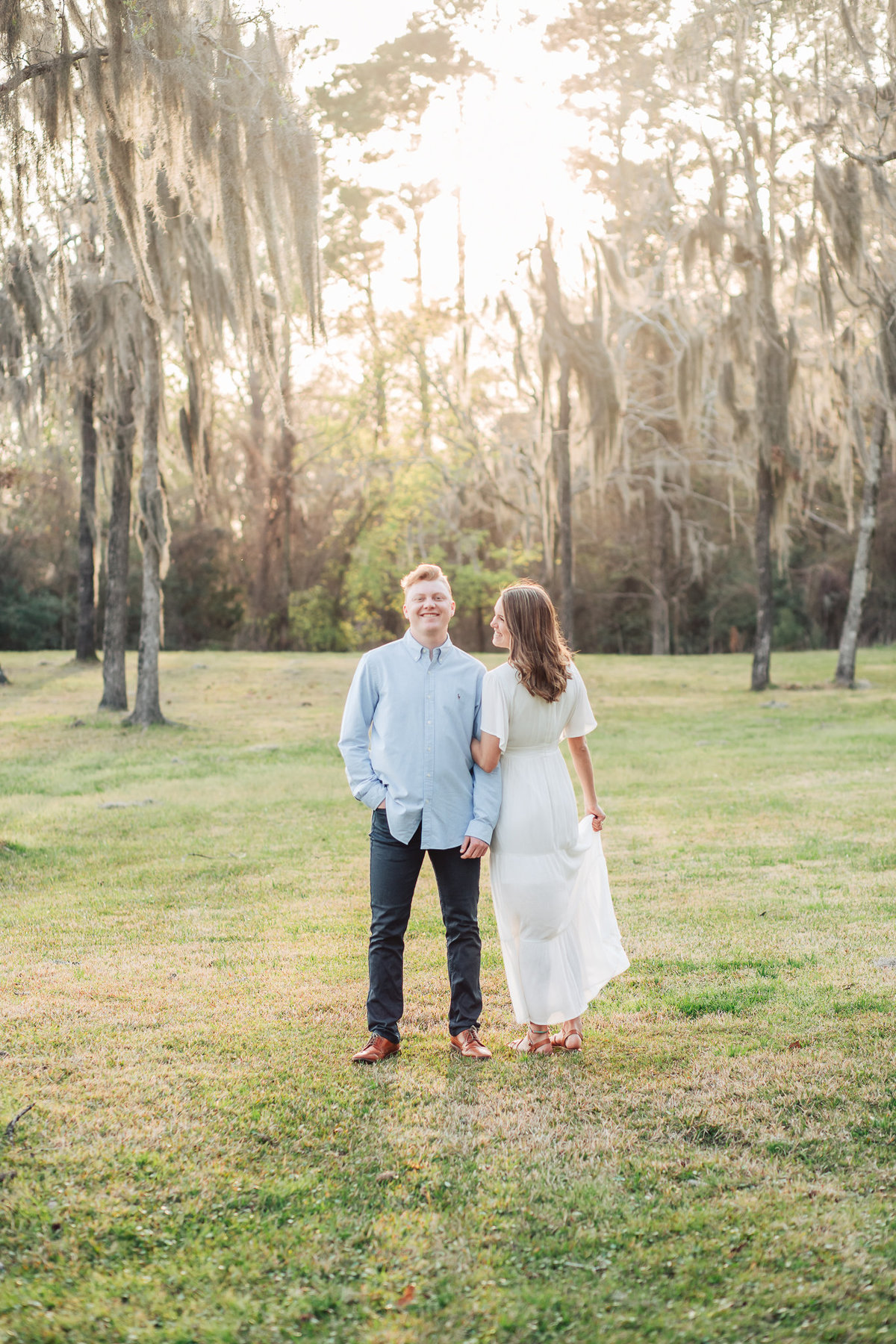 Katy Texas engagement photographer