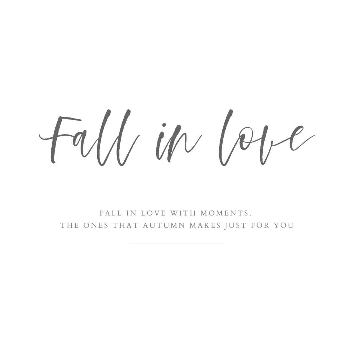 Fall in Love_Title Page