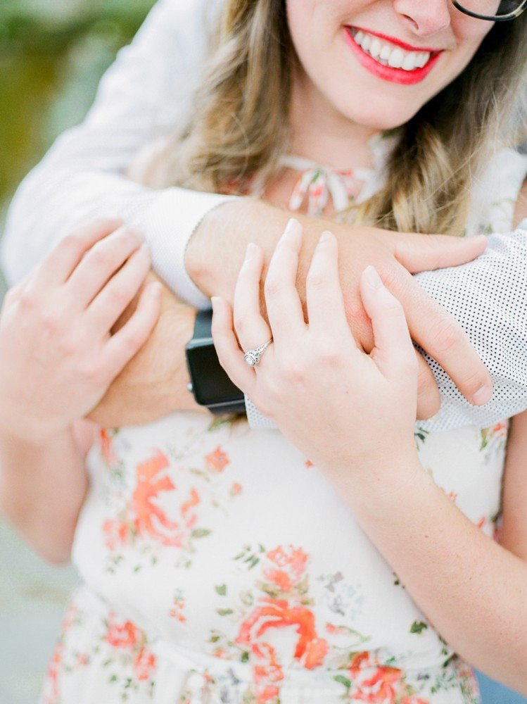 Rebekah Emily Photography Charleston Wedding Photographer Downtown Charleston Engagement Session_0009