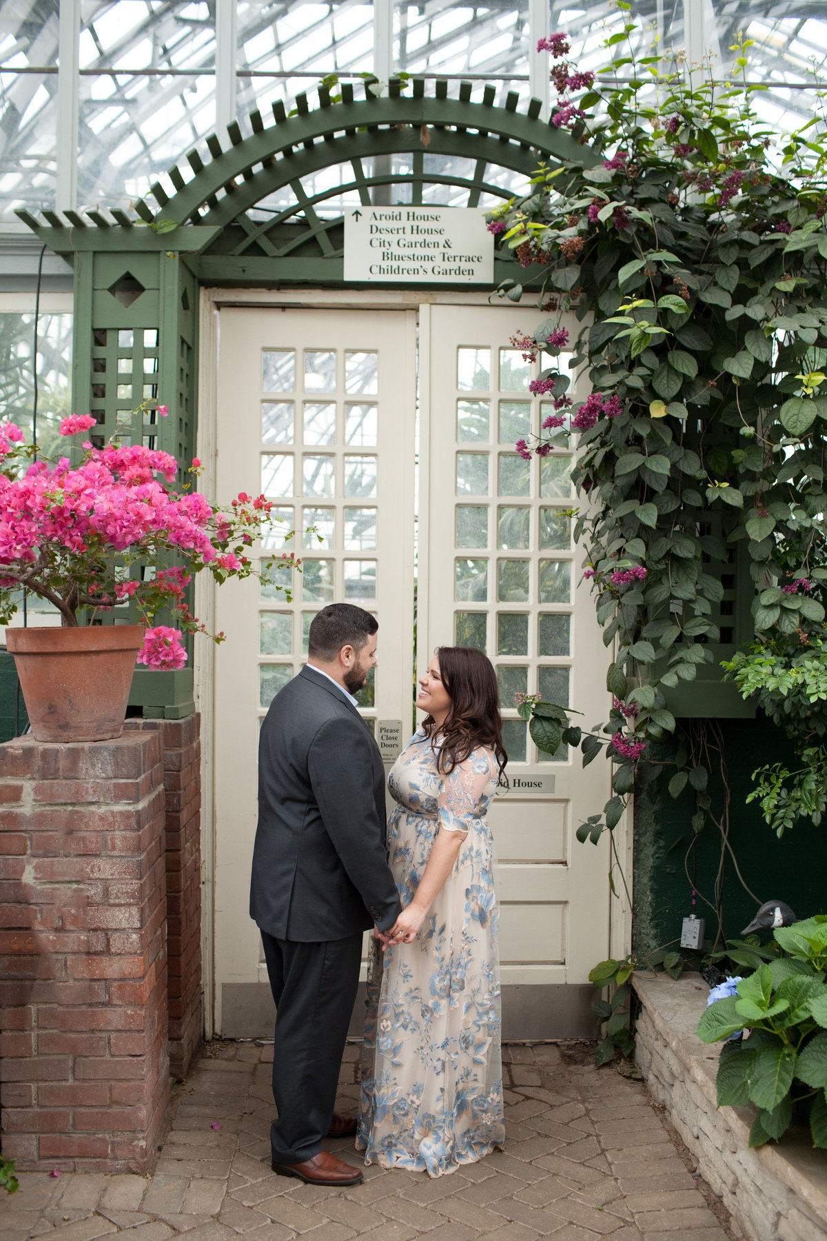 Georgia and Eric Engaged - Natalie Probst Photography 108