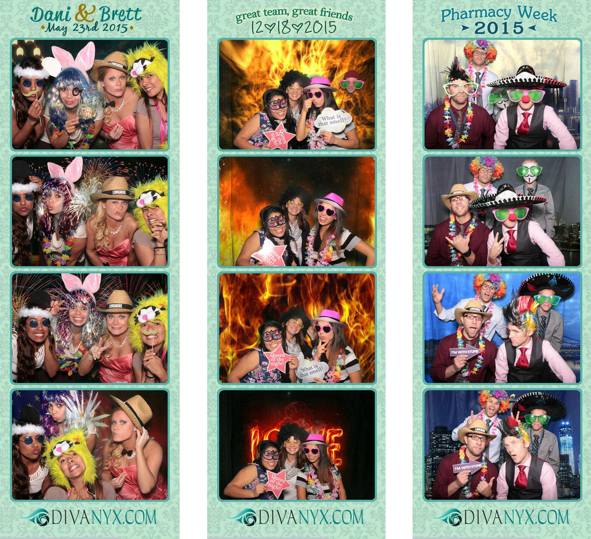 The photo booth 1.1