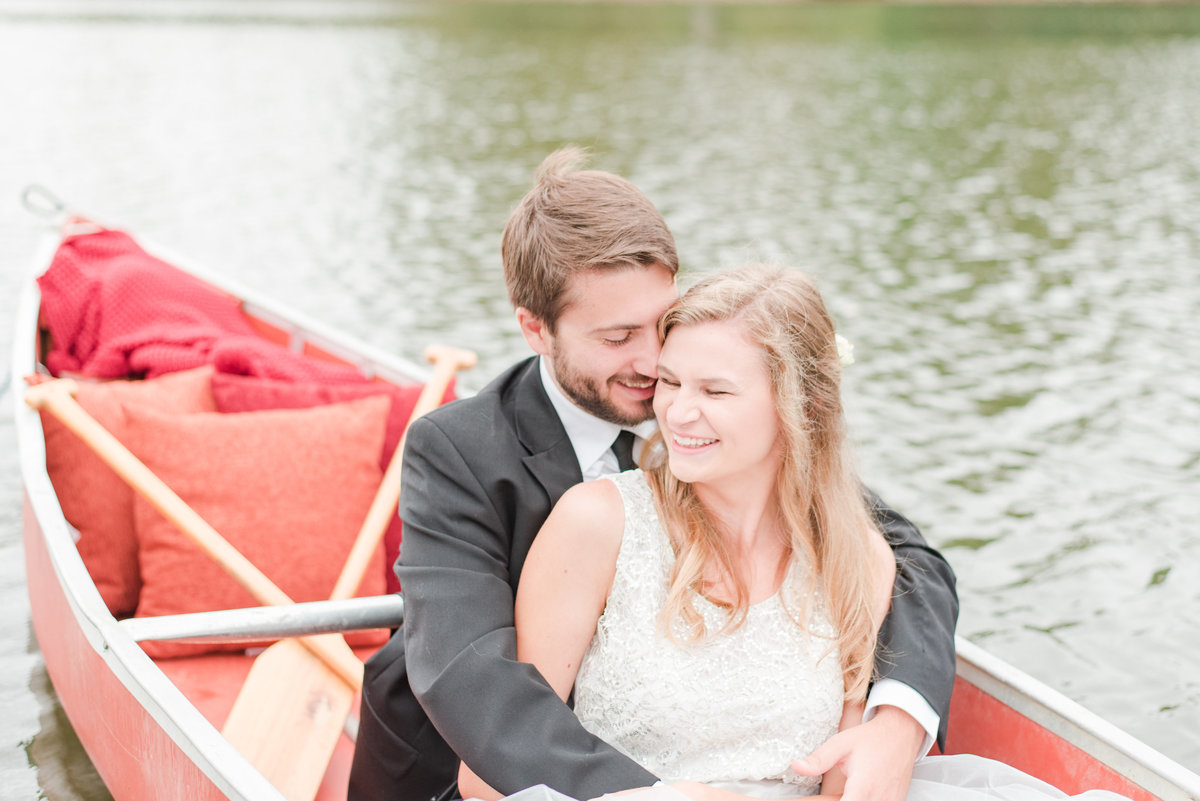 Cait Potter Creative LLC Final Version Canoe Adventure Wedding -7