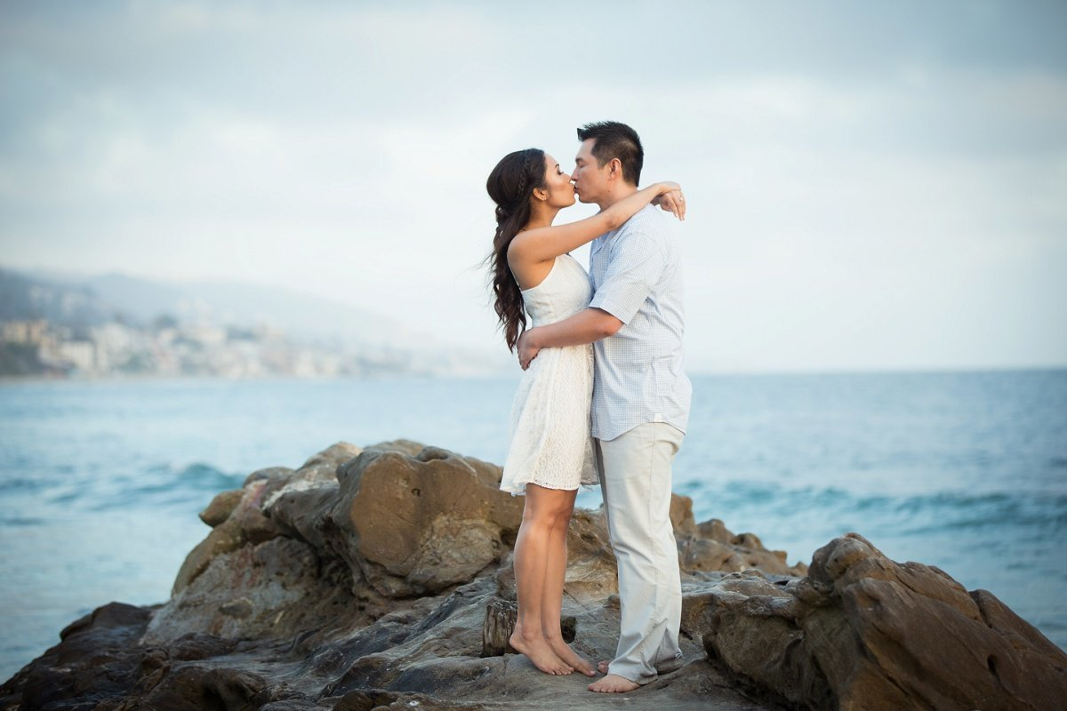 Orange County Wedding Photographer & Los Angeles Wedding Photography Engagement Photos In Orange County by Three16 Photography 06