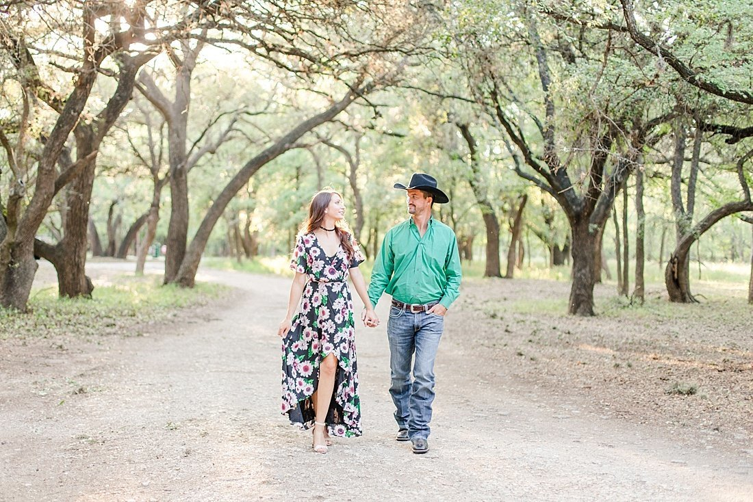 San Antonio Engagement Photos at McAllister Park_0012