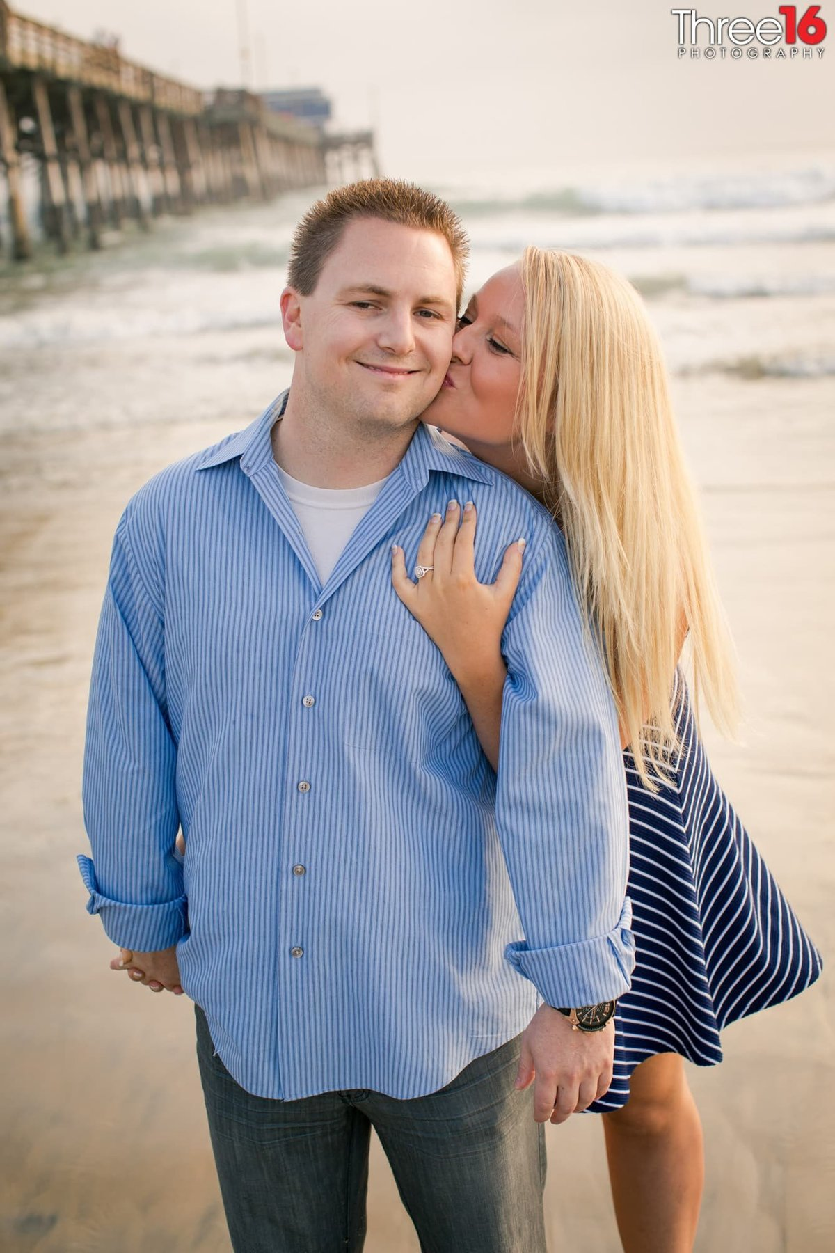 Newport Beach Pier Engagement Photos Orange County Newport Beach Wedding Professional