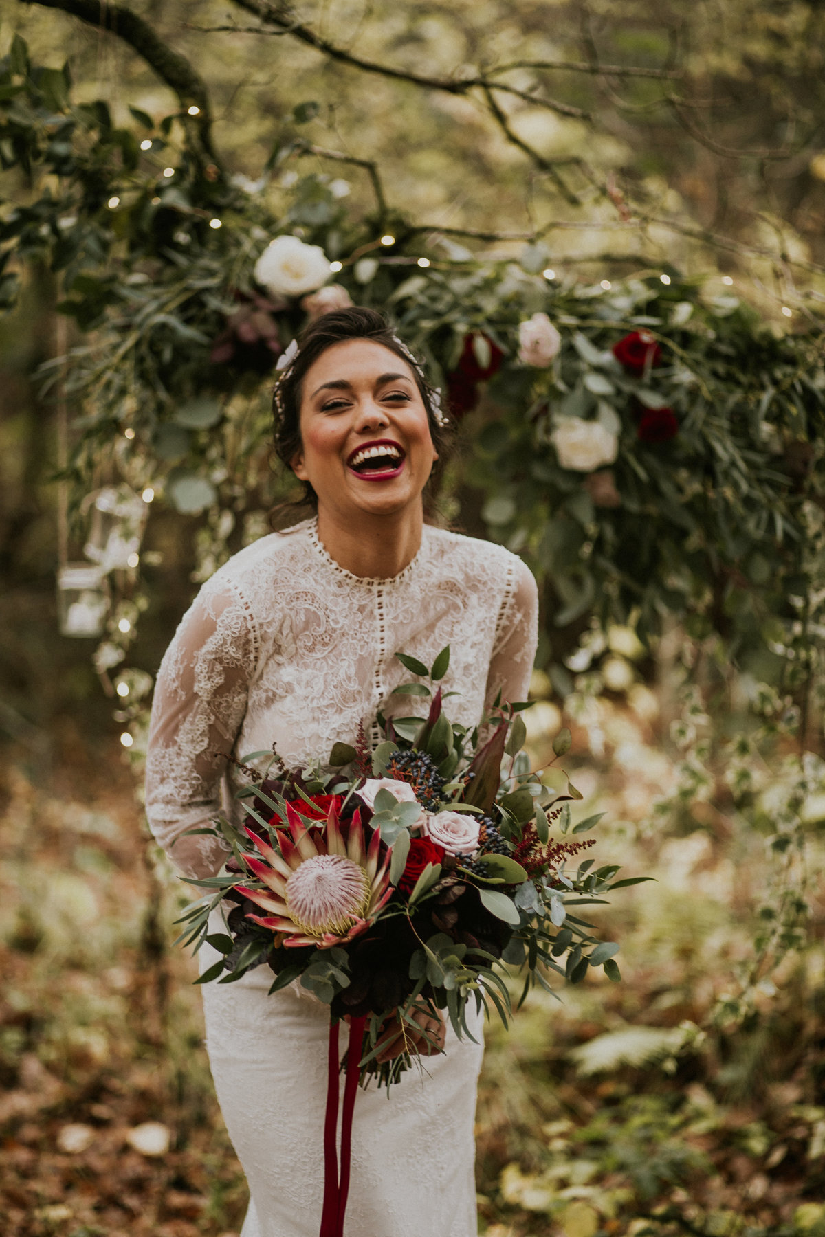 The Stars Inside - Forest Elopement - Nataly J Photography (28)