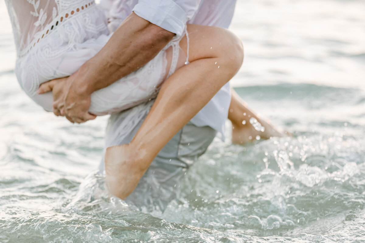 Beach Elopement in Saint Petersburg, Florida 45