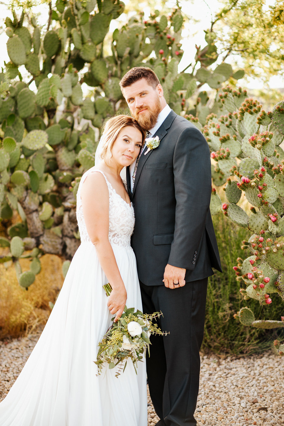 Intimate Arizona Wedding - Parker Micheaels Photography-53