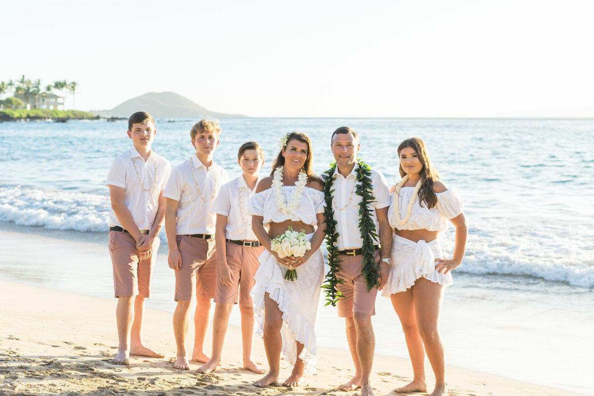 Vow Renewal Packages in Maui