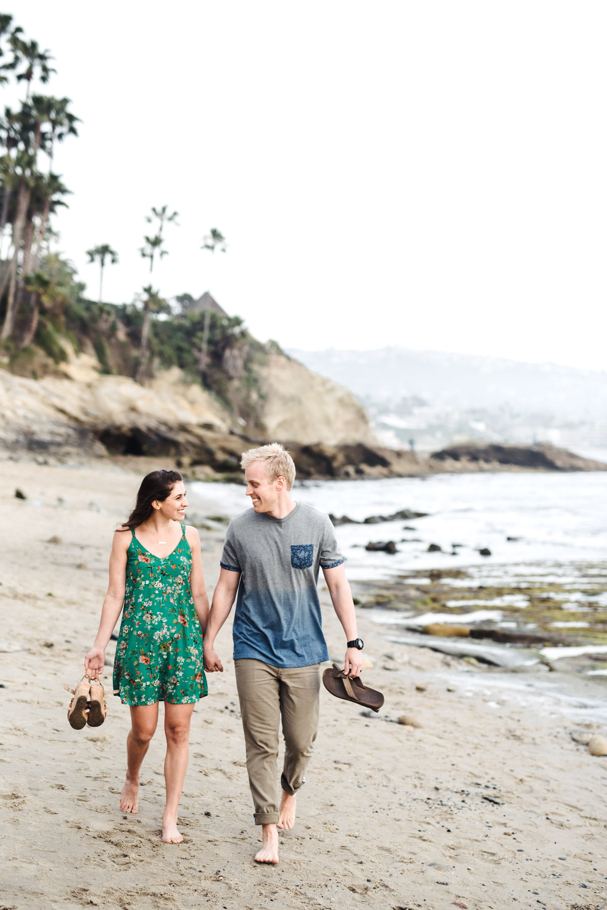 Laguna Beach Engagement Session - 038