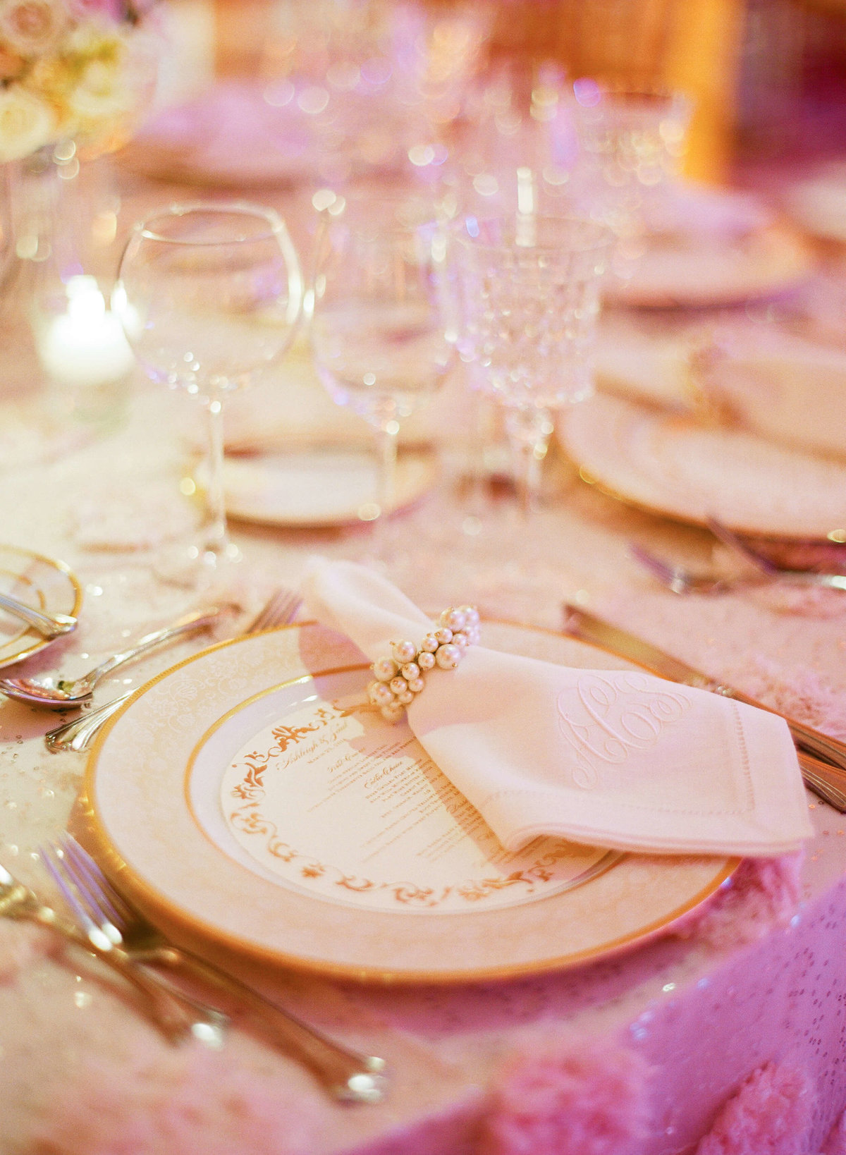 36-KTMerry-weddings-Breakers-Palm-Beach-dinner-china