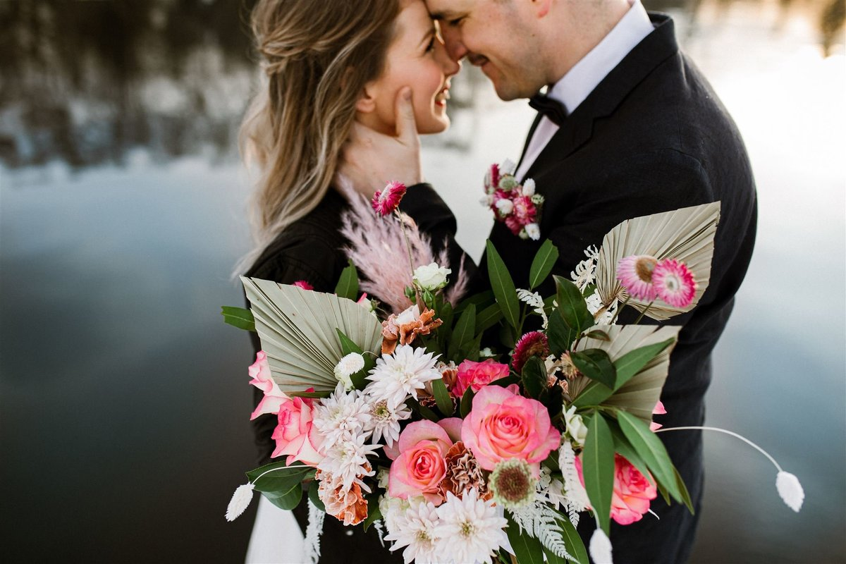 nikki and adam_downtown kelowna city urban chic and waterfront lake styled elopement_fleurich creations_hair by mar_ melanie feeny_danika lee photography_01202019-74_websize