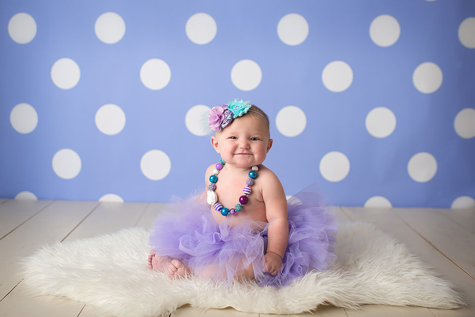 6 month photography session, baby portrait session, ct baby photographer, ct infant photographer, half birthday photography session, colorful baby photography, fun newborn portrait photography