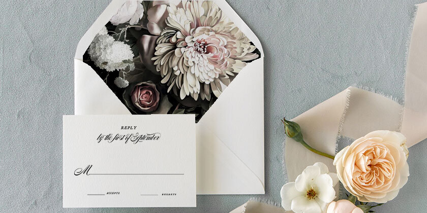 Heather | Classic Wedding Invitation