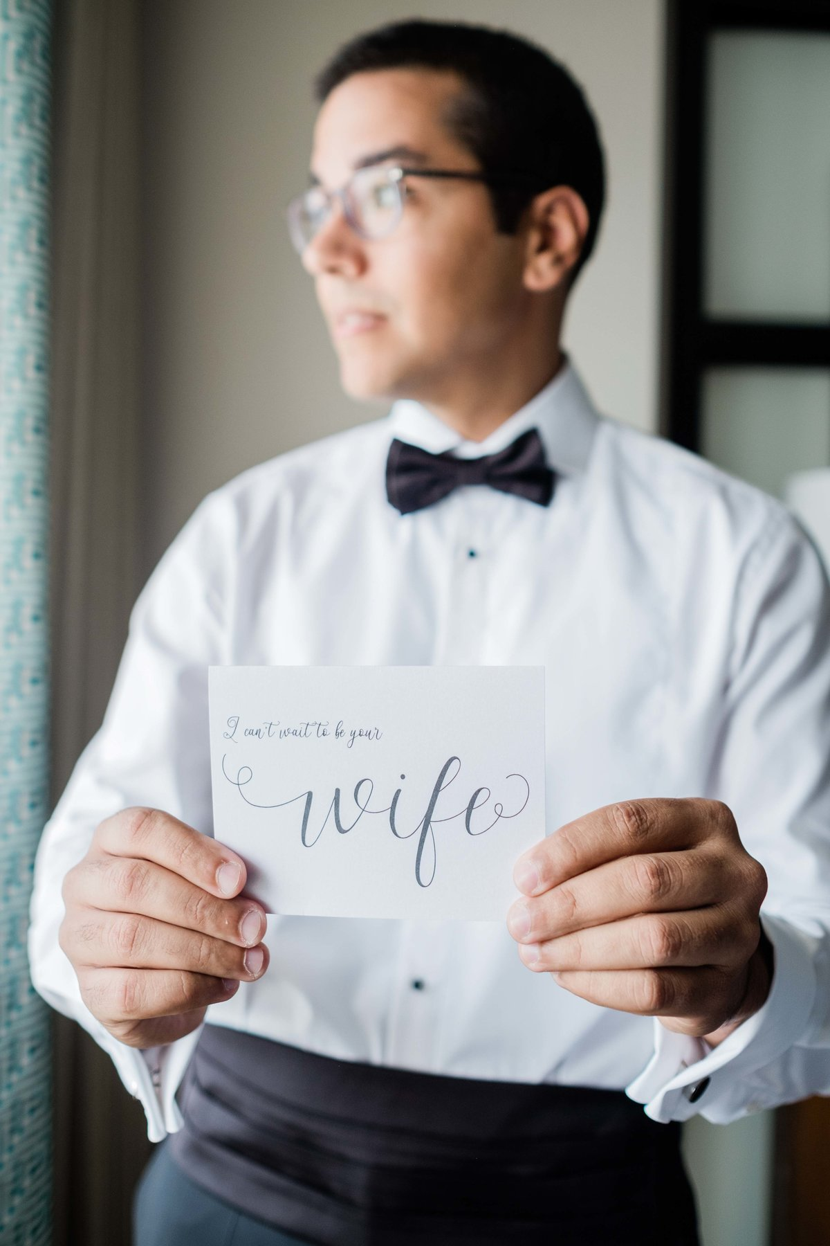 groom letter to bride