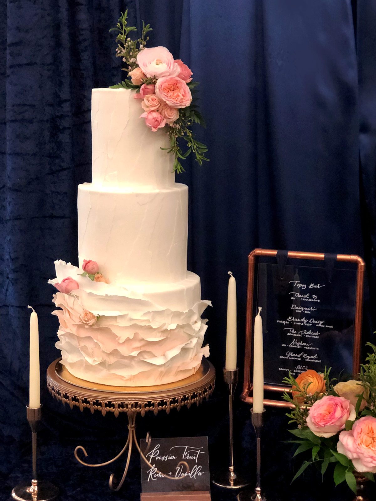 Whippt Desserts - Wedding Cake 2019 2