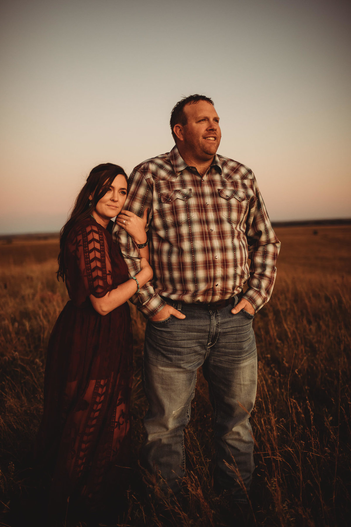 kansas-flint-hill-engagement-photos-native-roaming-24