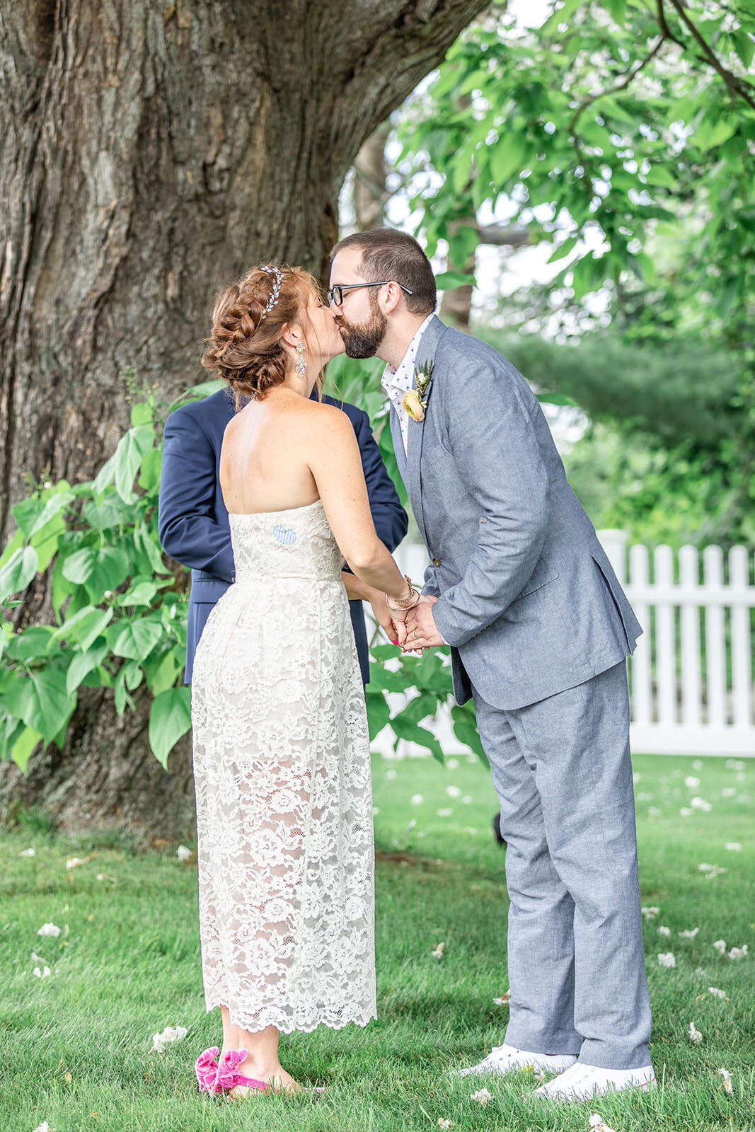 Sharon and Sam Private Family Residence Wedding By Halie-6972