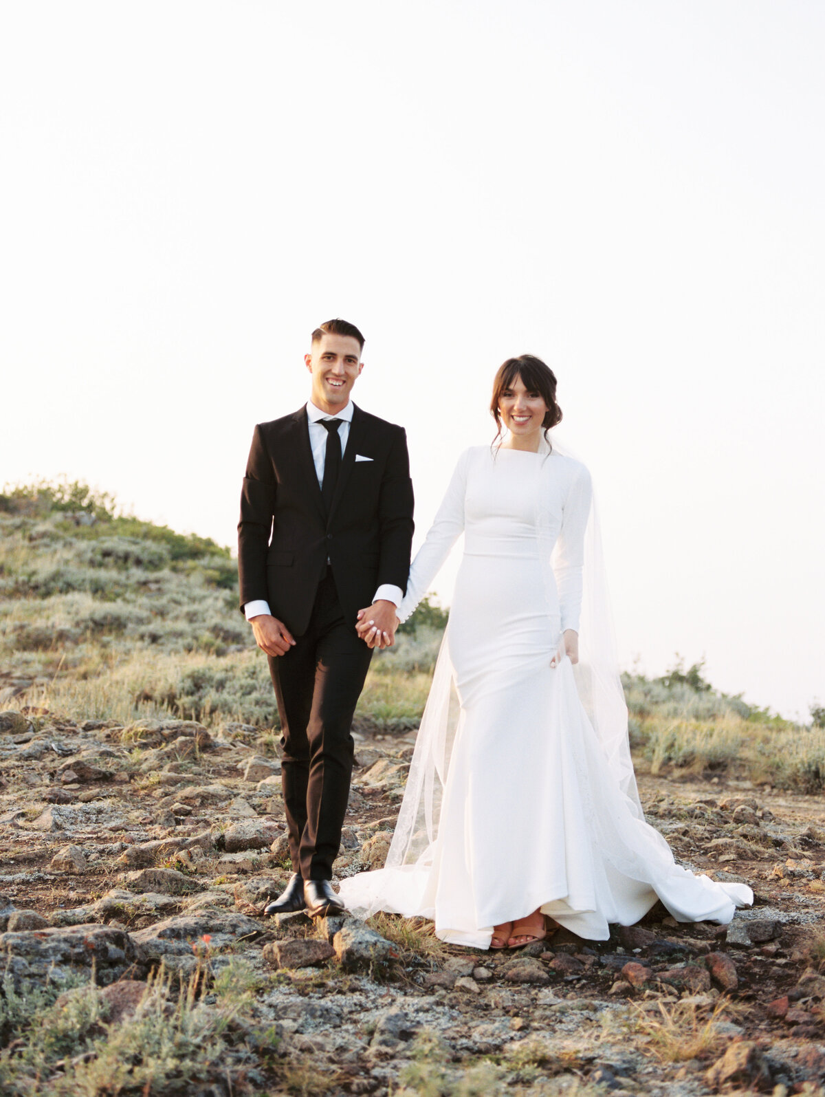 Kylie and Mitch Utah Bridal Session 61