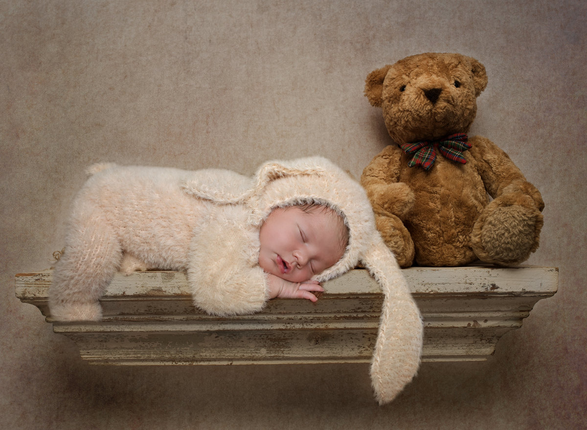 Newborn Boy Photo