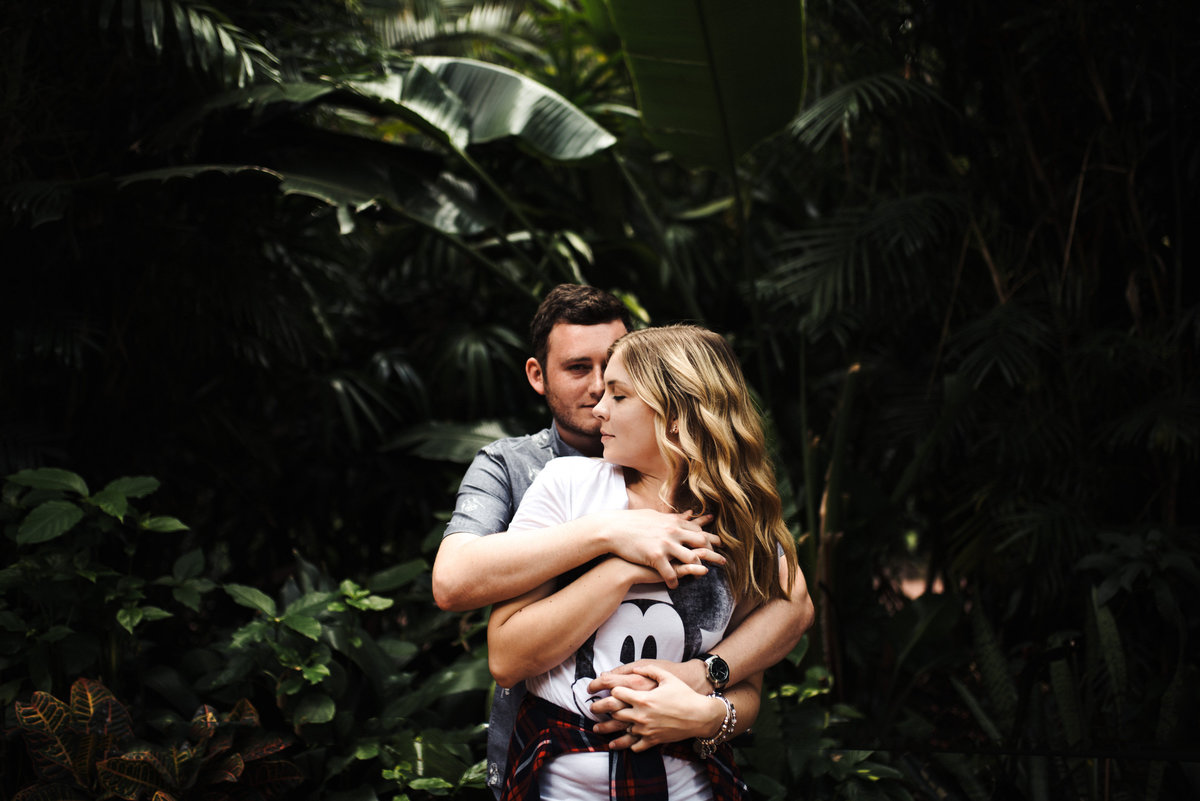 Ally & Brett's Disney Engagement Session (162 of 243)