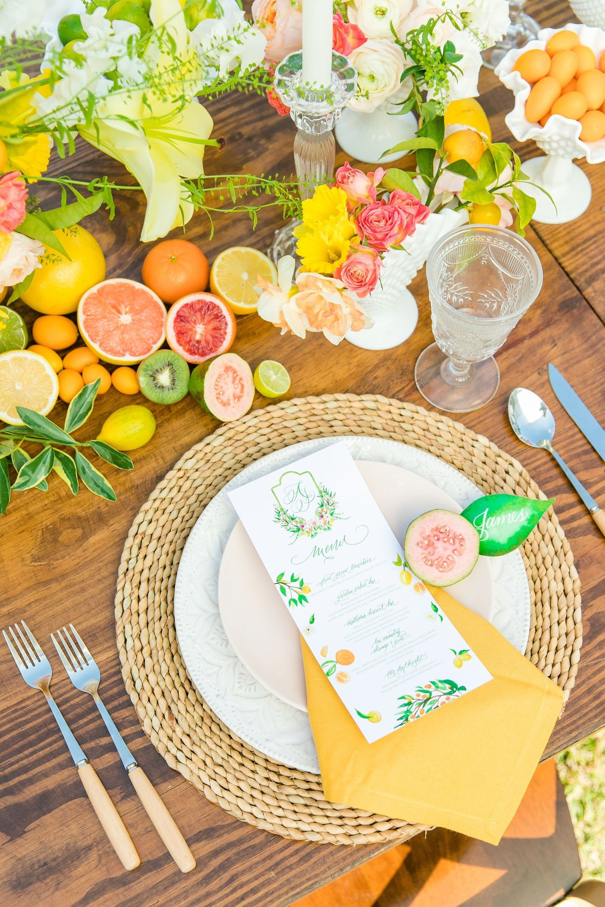 Tybee Island Wedding Planner Tara Skinner Occasions Magazine Citrus Editorial (25)
