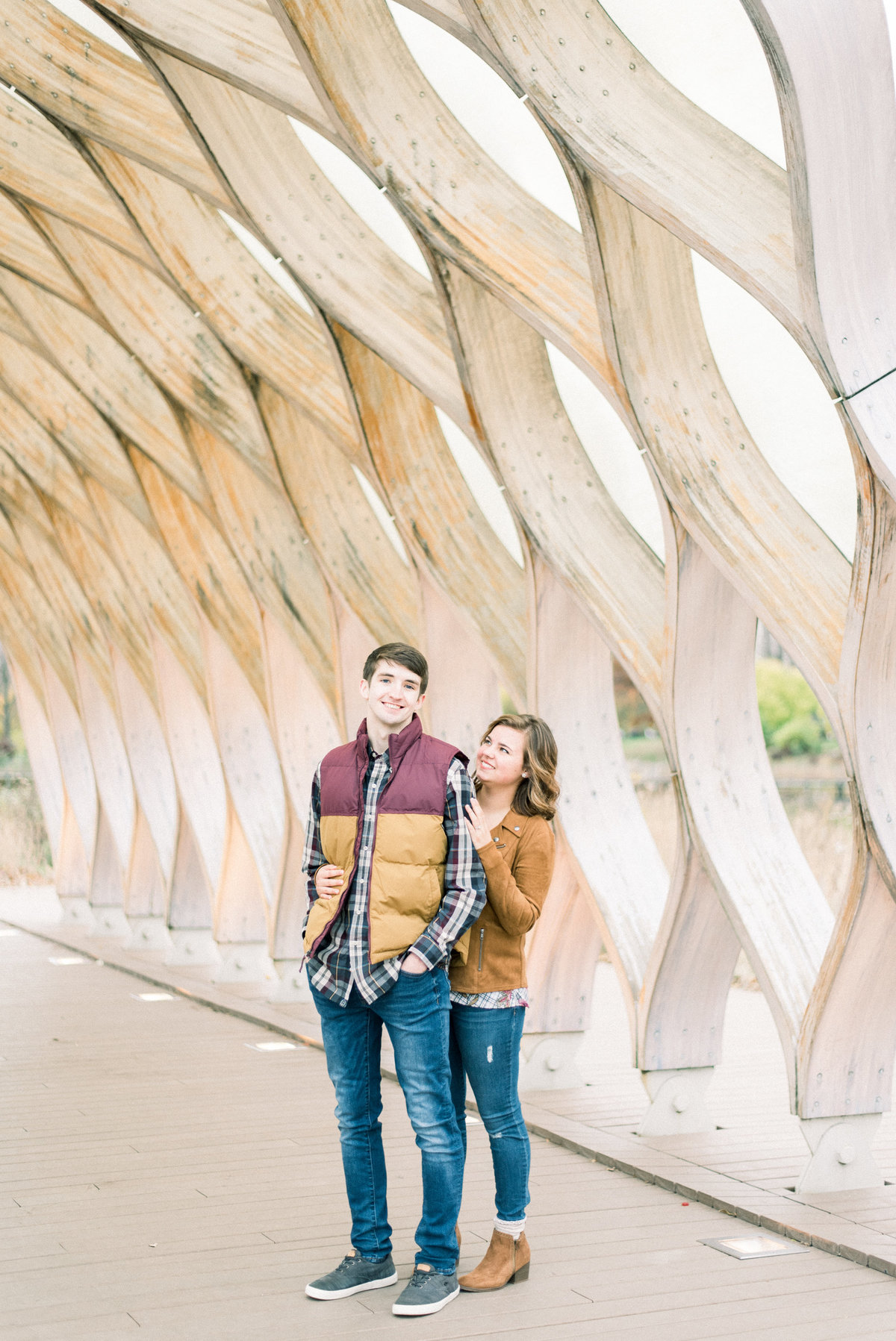 chicago engagement pictures - destination wedding photographer-5