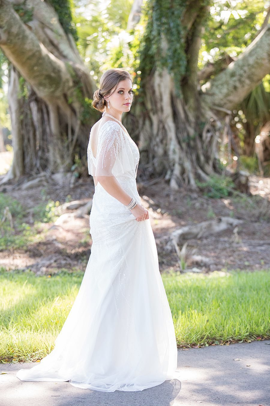 royal palm beach bride