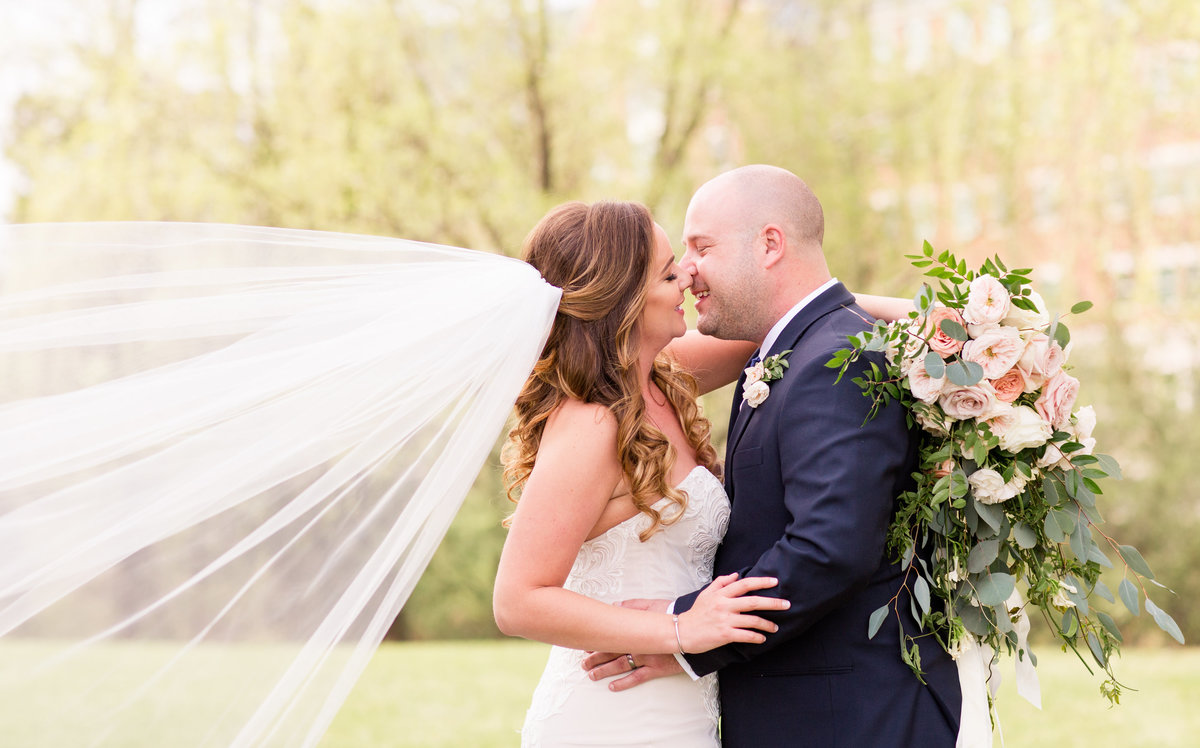 VA wedding photography by Marie Hamilton Photography