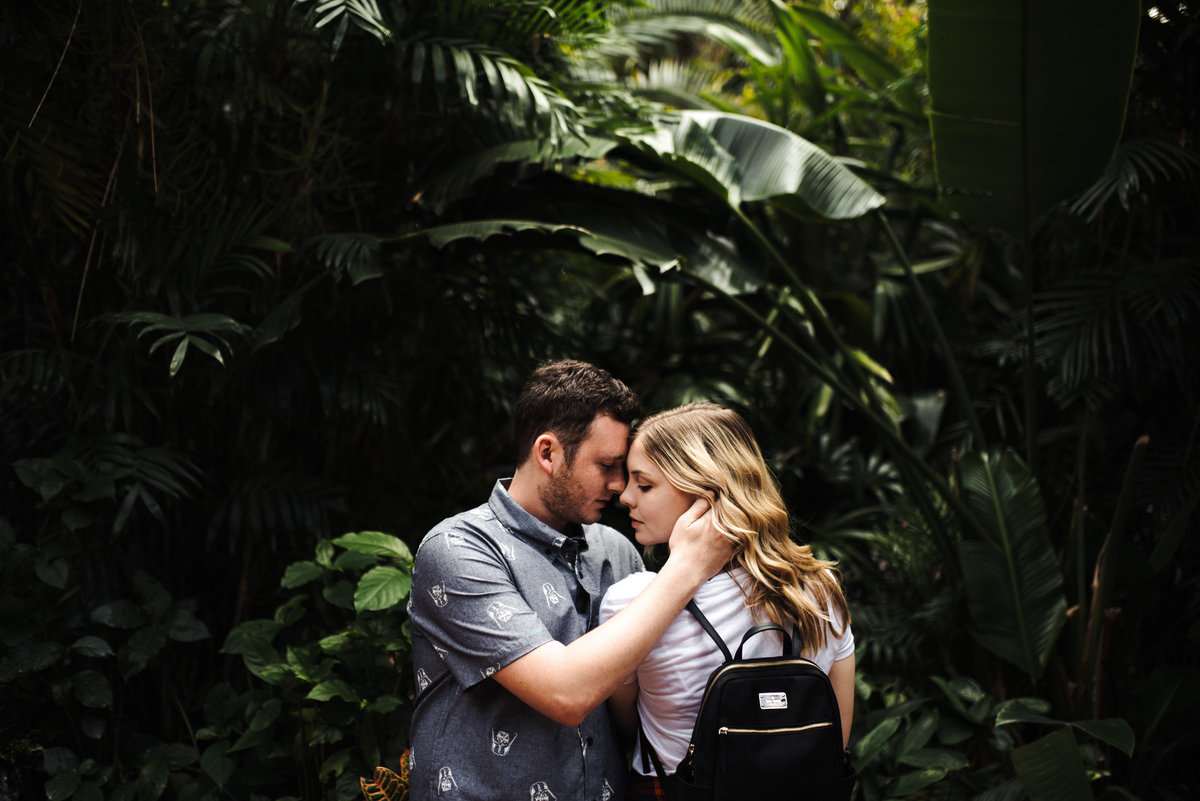 Ally & Brett's Disney Engagement Session (157 of 243)