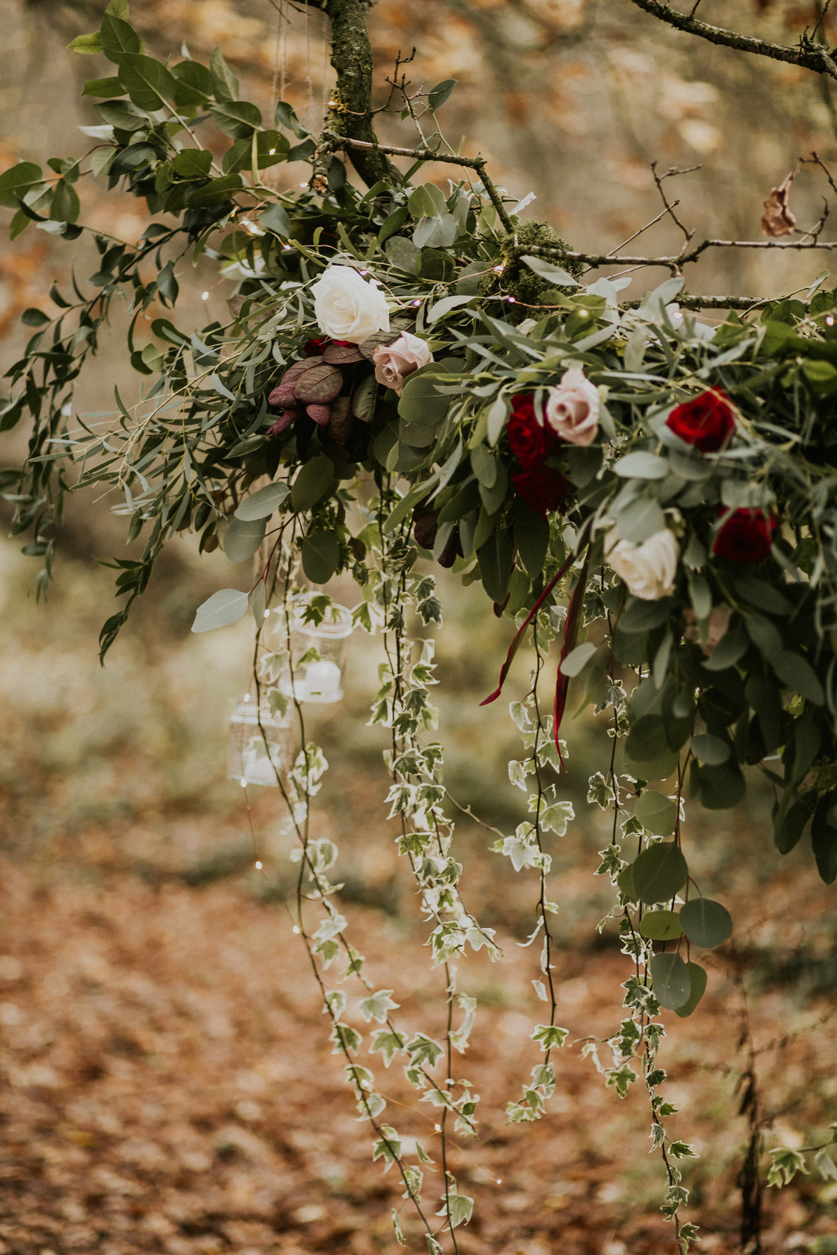 The Stars Inside - Forest Elopement - Nataly J Photography (5)