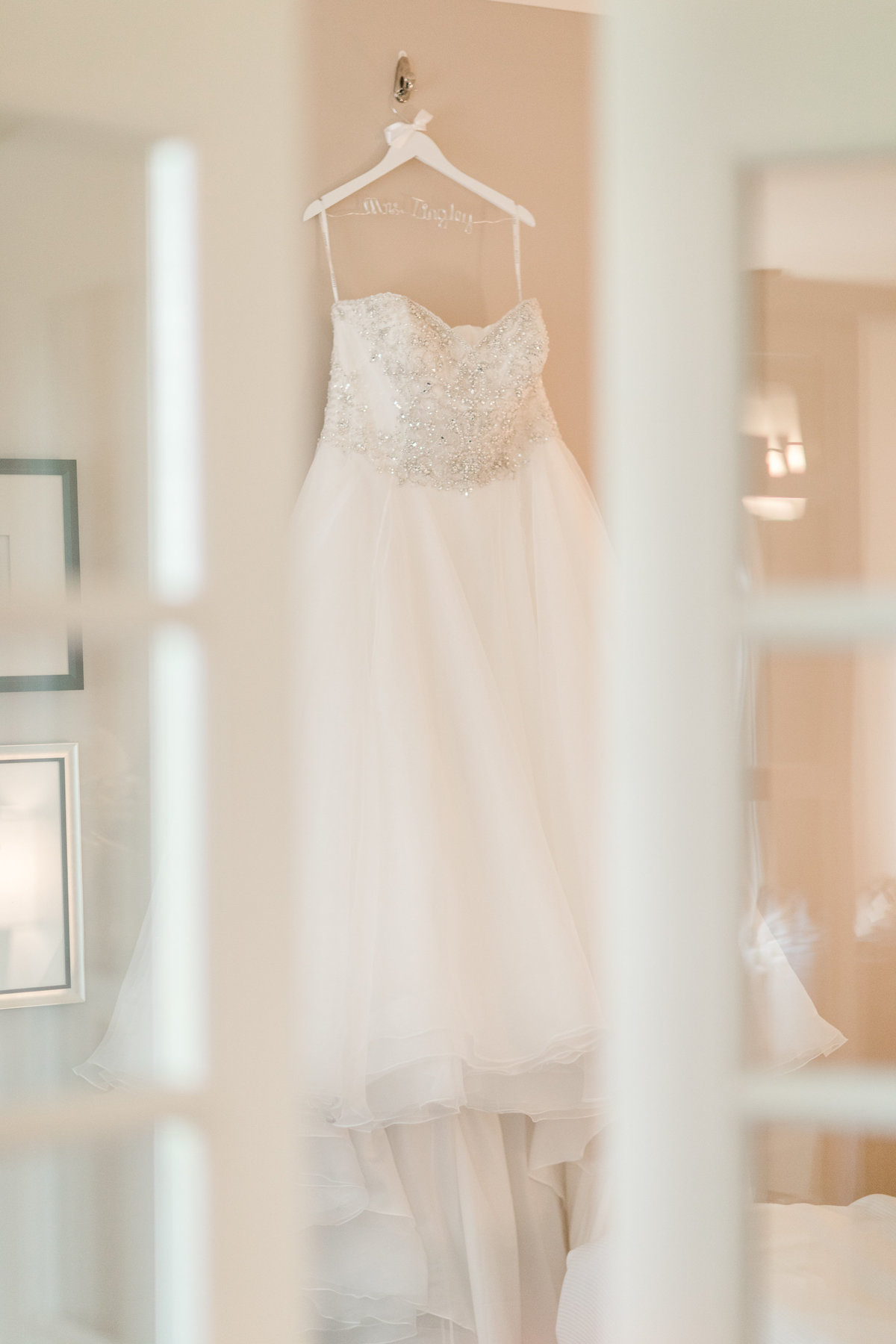 Alderbrook Resort and Spa Dress in Bridal Suite